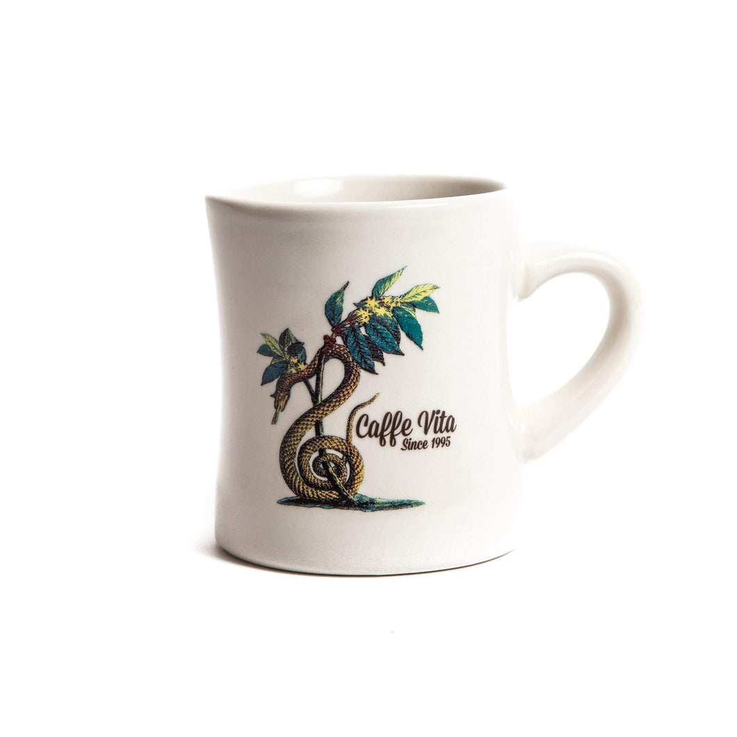 Vita Snake Mug-Caffe Vita Coffee Roasting Co.