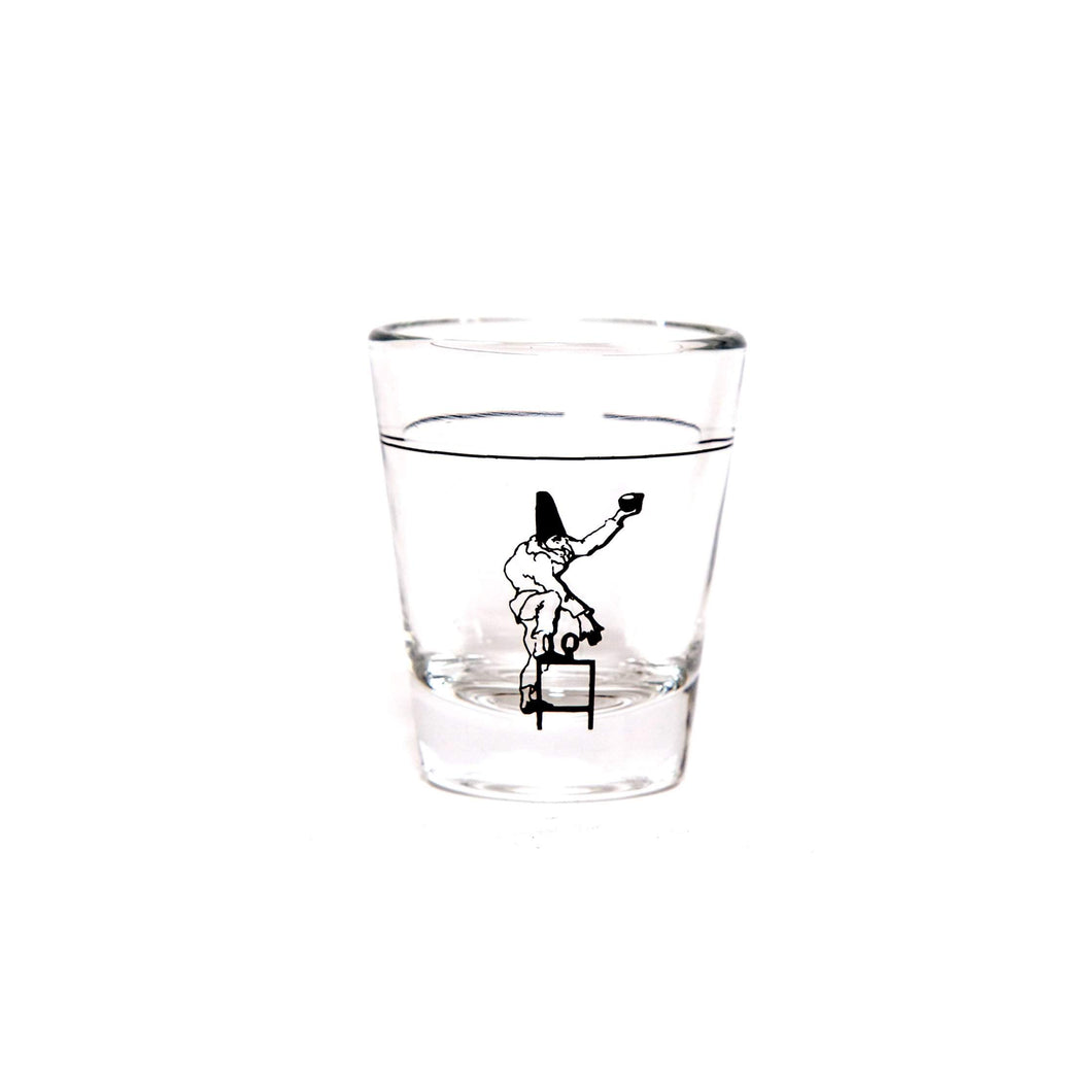 Vita Shot Glass-Caffe Vita Coffee Roasting Co.