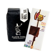 Coffee & Theo Chocolate Subscription-Caffe Vita Coffee Roasting Co.