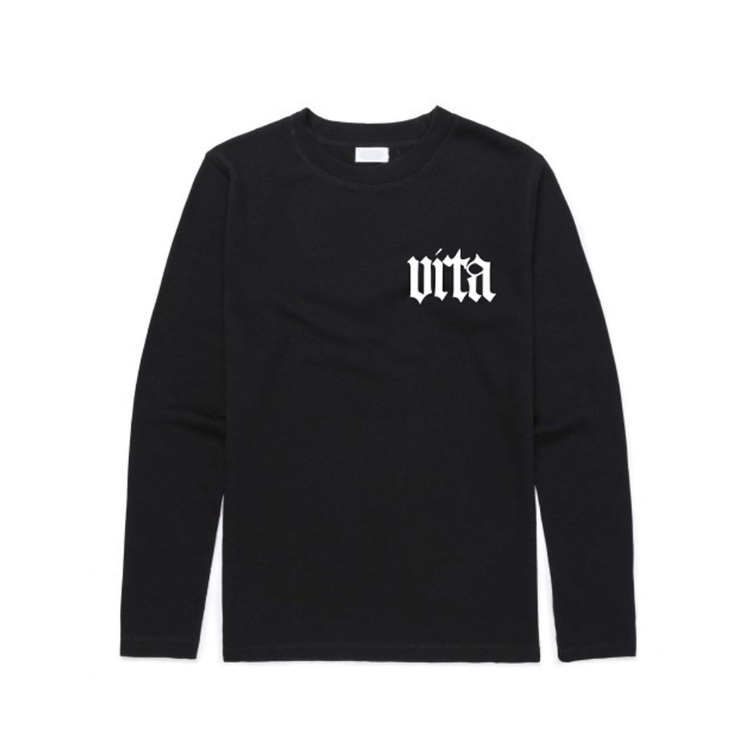 Vita Long Sleeve T-shirt-Caffe Vita Coffee Roasting Co.