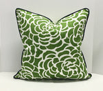 Scott Living Peony Luxe Bonsai Decorative Pillow Cover/Throw Pillow Cover