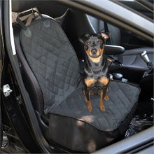 Pet Front Seat Cover for Cars WaterProof & Nonslip Dog Cushion