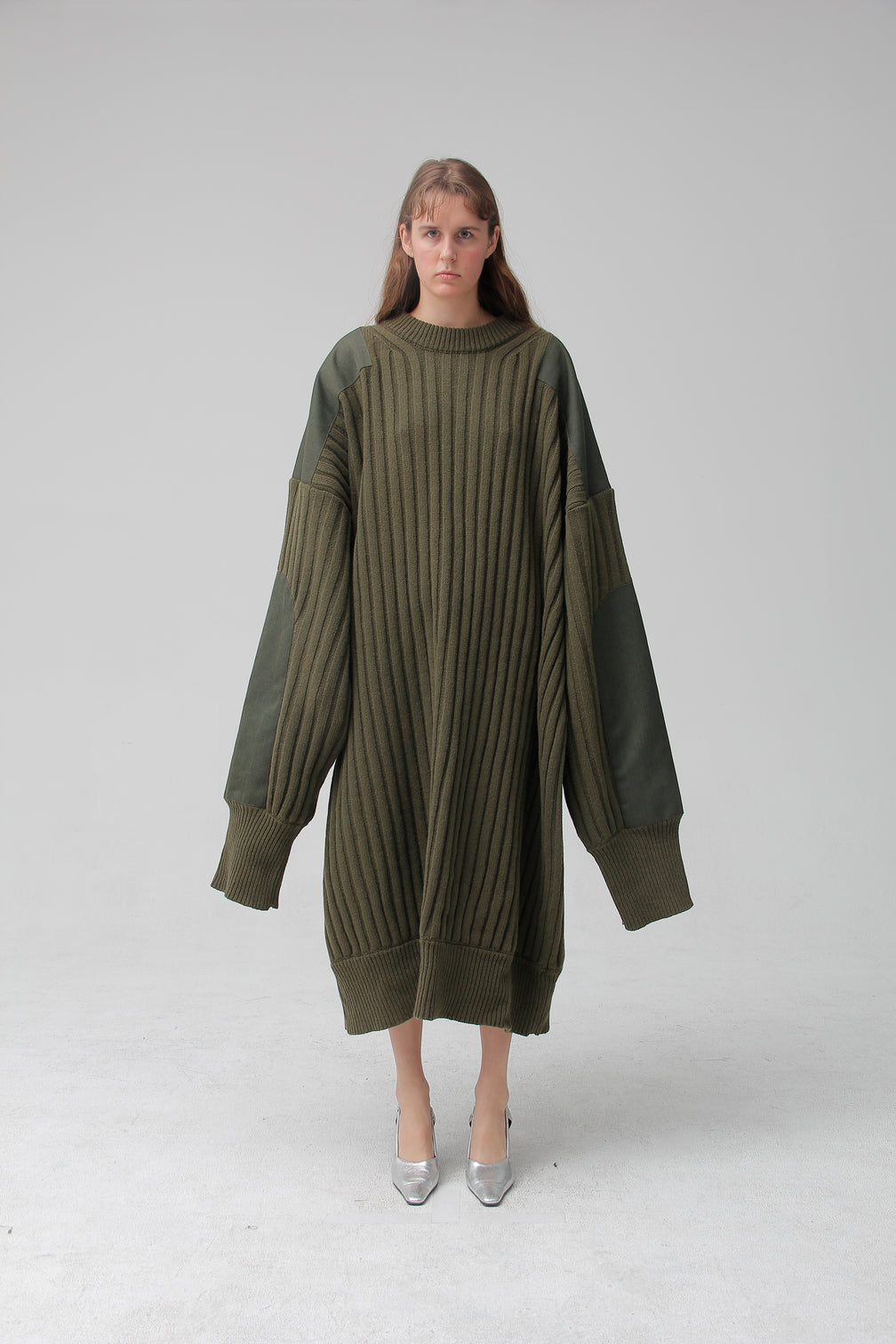 Giant Military Sweater
