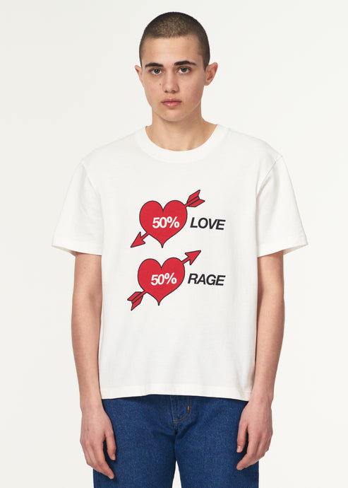 Love / Rage T-shirt