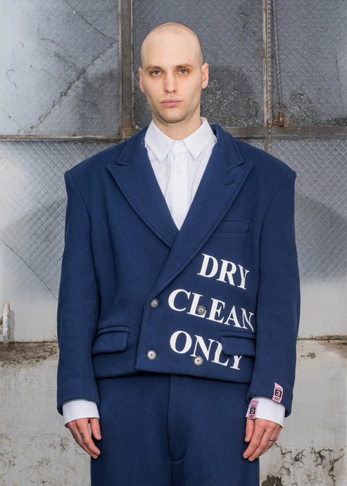 Dry Clean Only Blazer