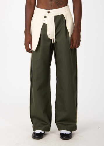 Inside Out Trouser