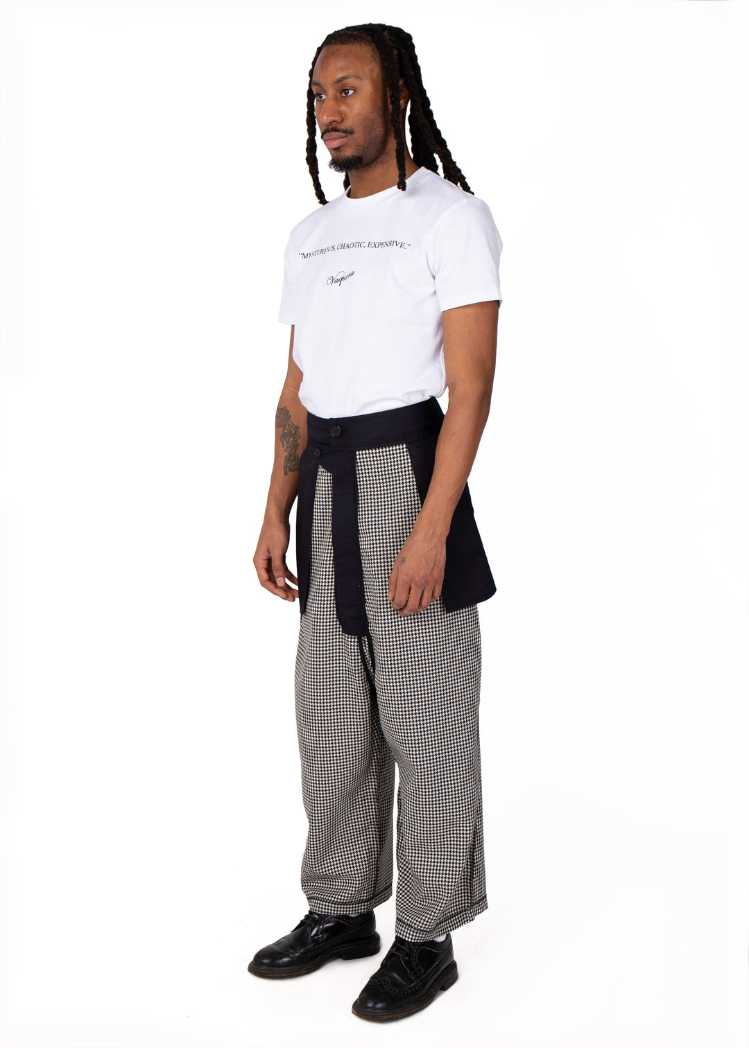 Vaquera Inside Out Trousers