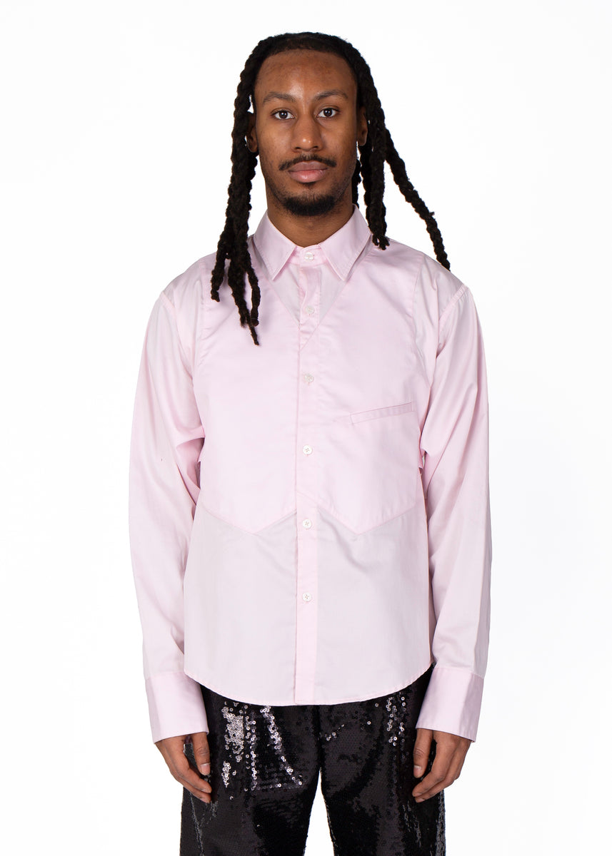 Vaquera Vest Button Down