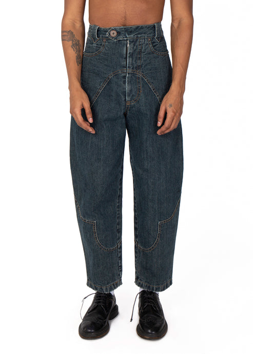 Denim Western Zoots