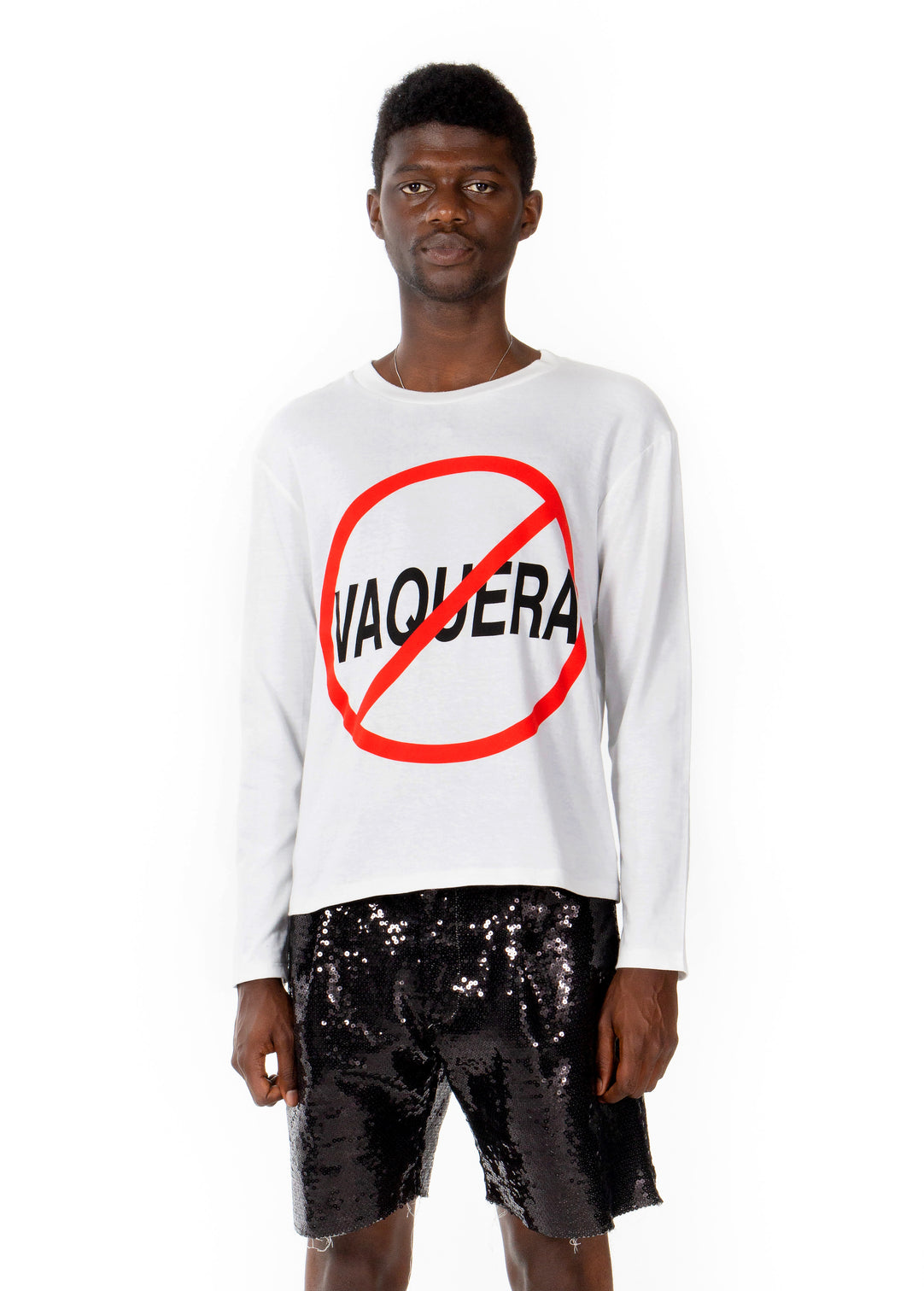 Anti Vaquera Long Sleeve T-Shirt