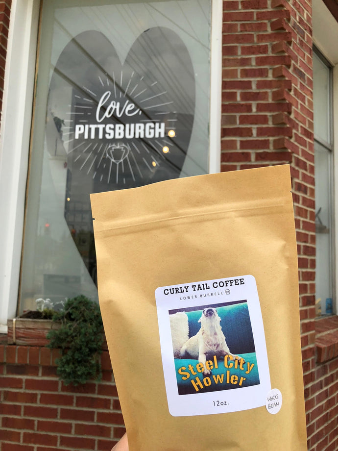 Makers We Love: Curly Tail Coffee