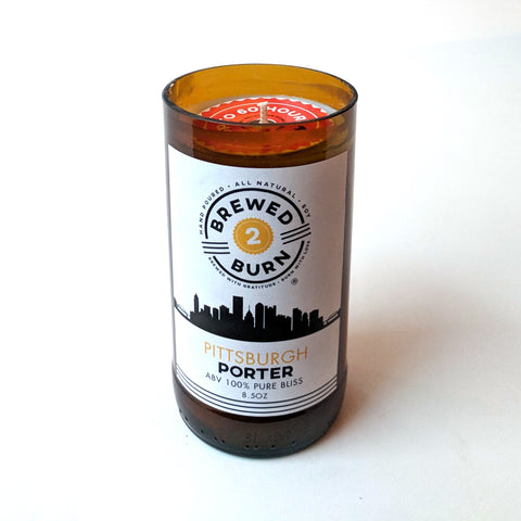 Brewed 2 Burn Candles