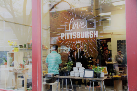 love, Pittsburgh Cultural District - Photo Credit Josh Hensler