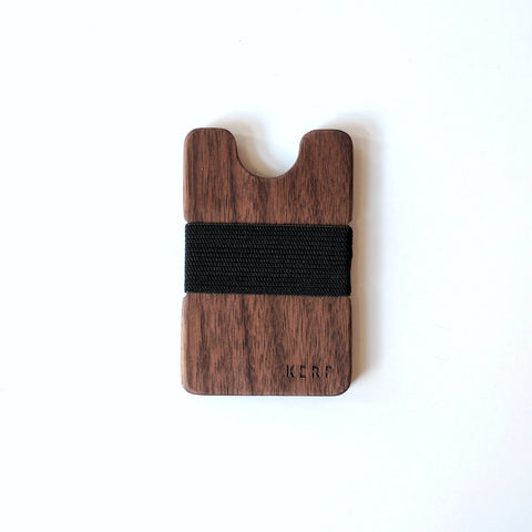 Kerf Case Card Wallet