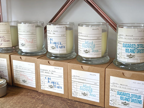 North Ave Boxed Candles