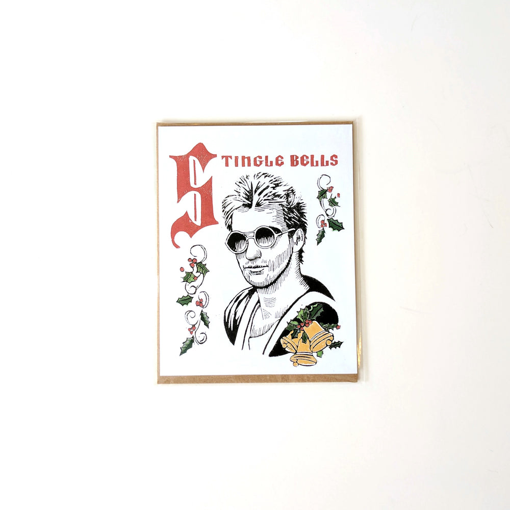 Stingle Bells/The Police Holiday Card