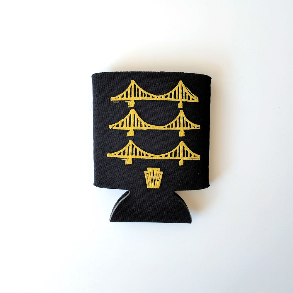 Three Sisters Bridge Koozie