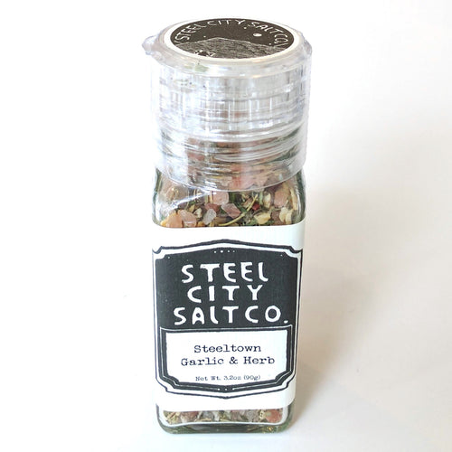 Steeltown Garlic & Herb Blend