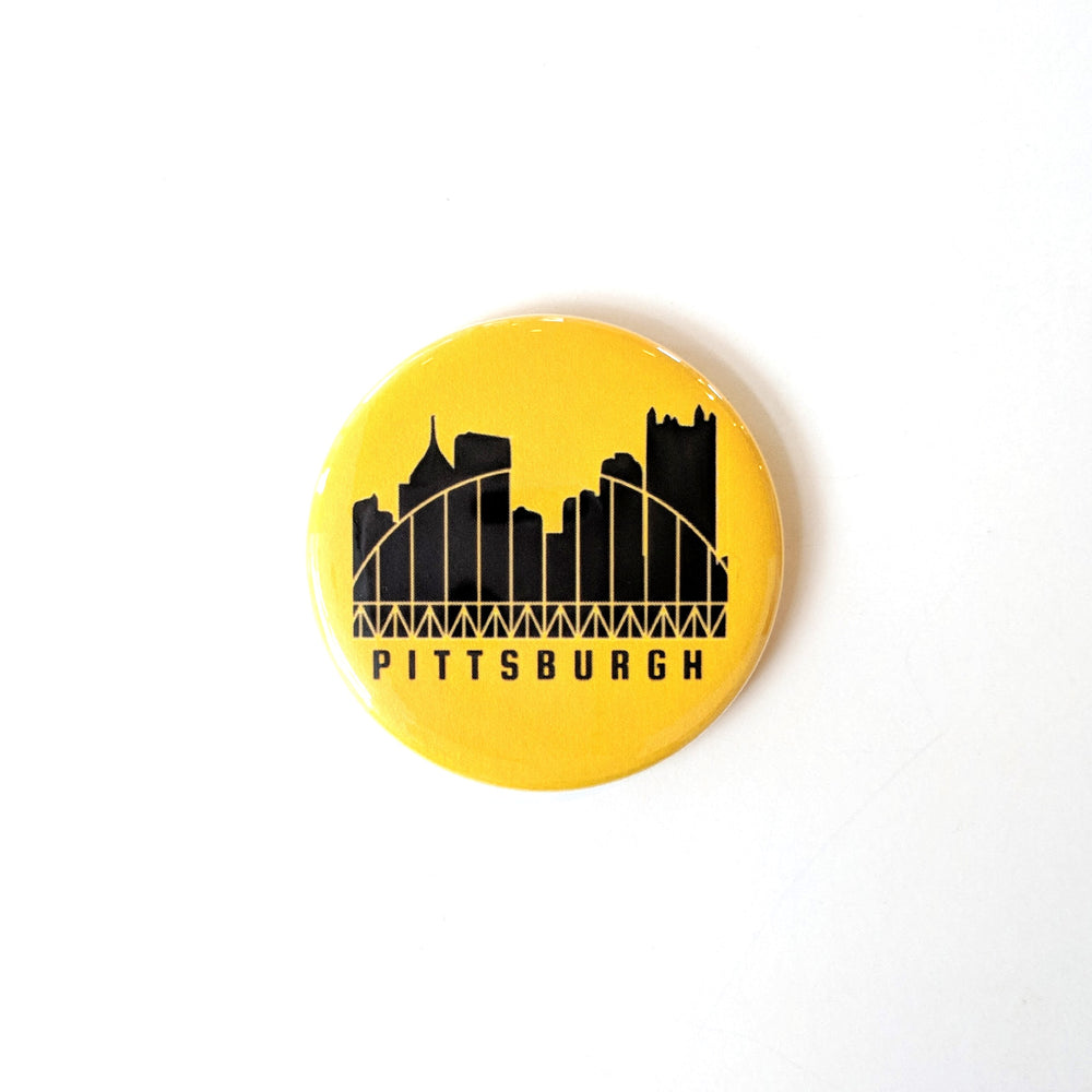 Pittsburgh Bridge Magnet