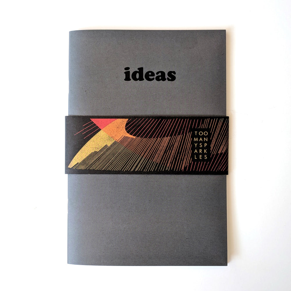 Ideas Notebook