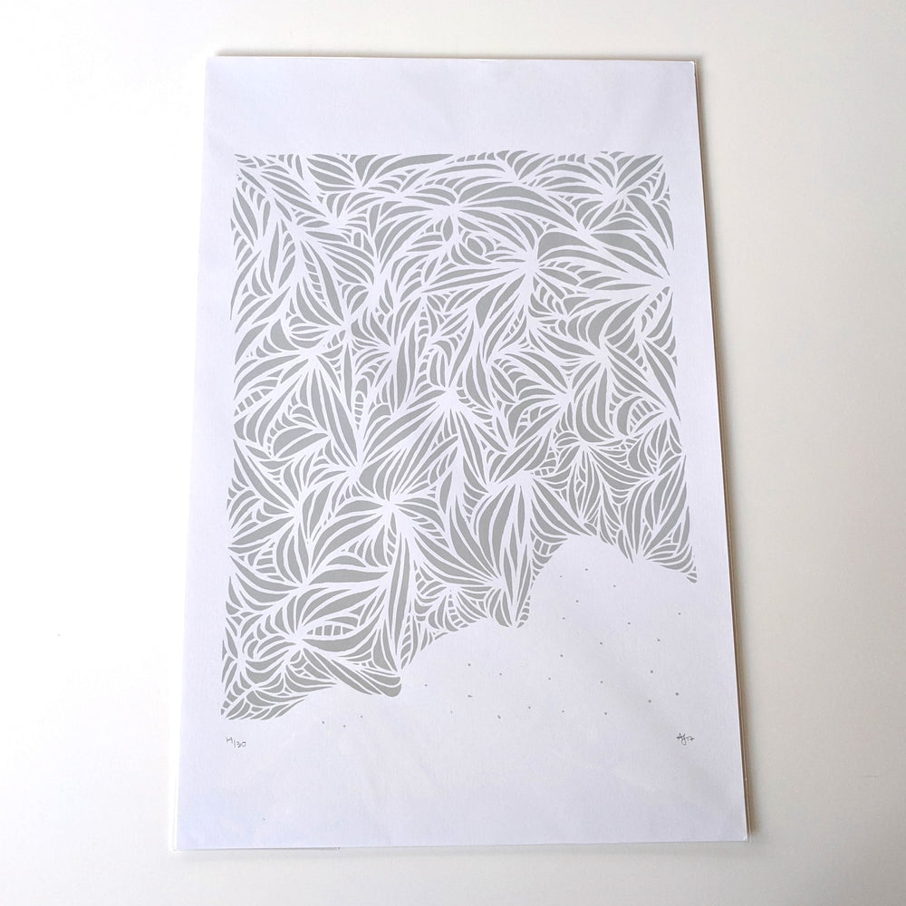 Your Body is Full of Mountains Print 3