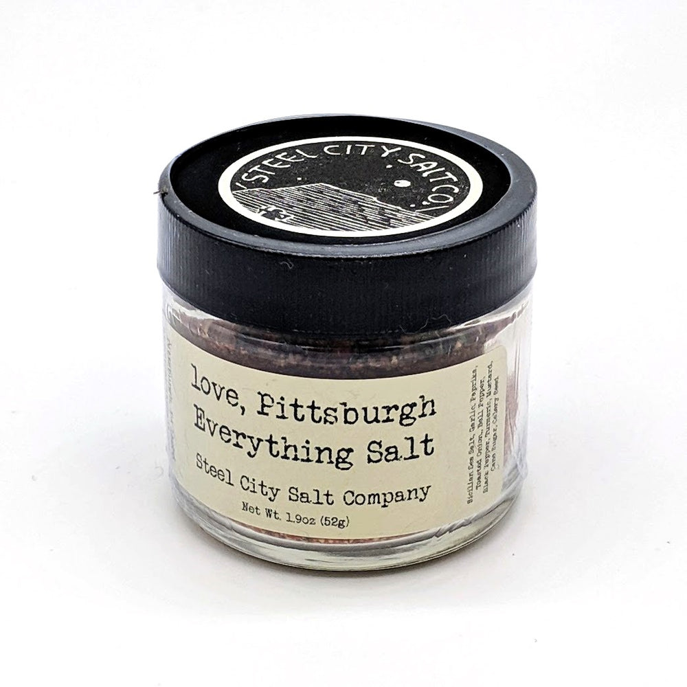 Small love, Pittsburgh Everything Salt