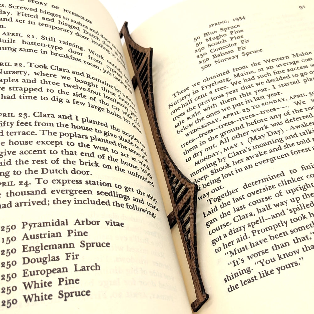 Bridge Bookmark