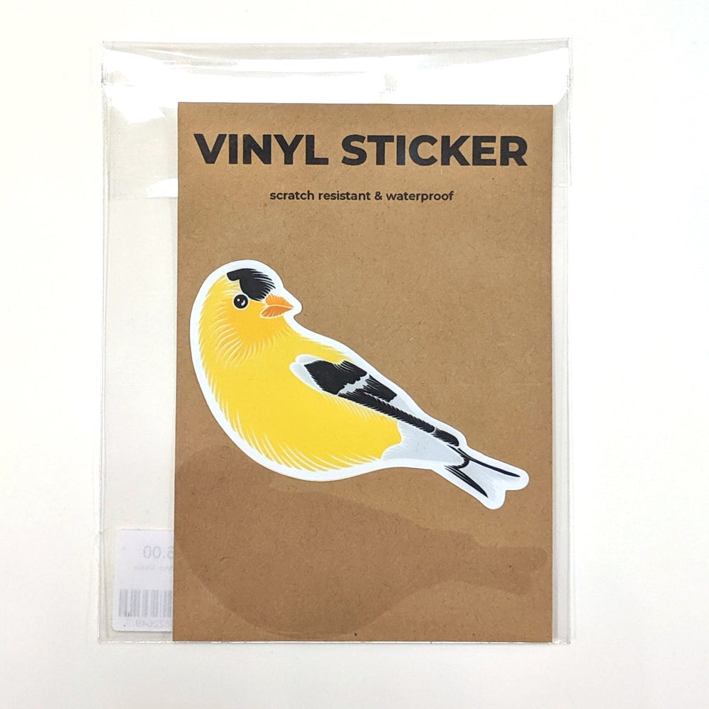 Goldfinch Sticker