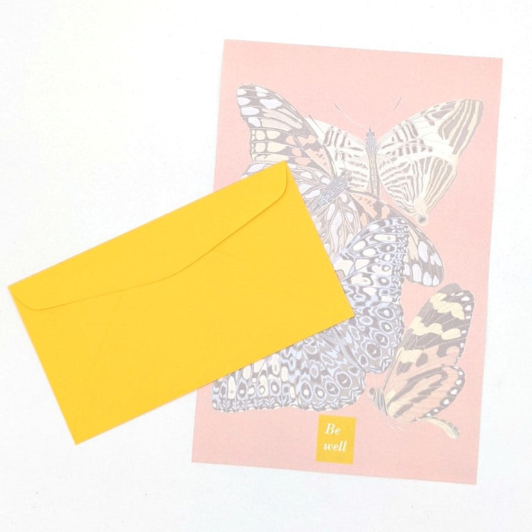 Butterfly Stationery Set