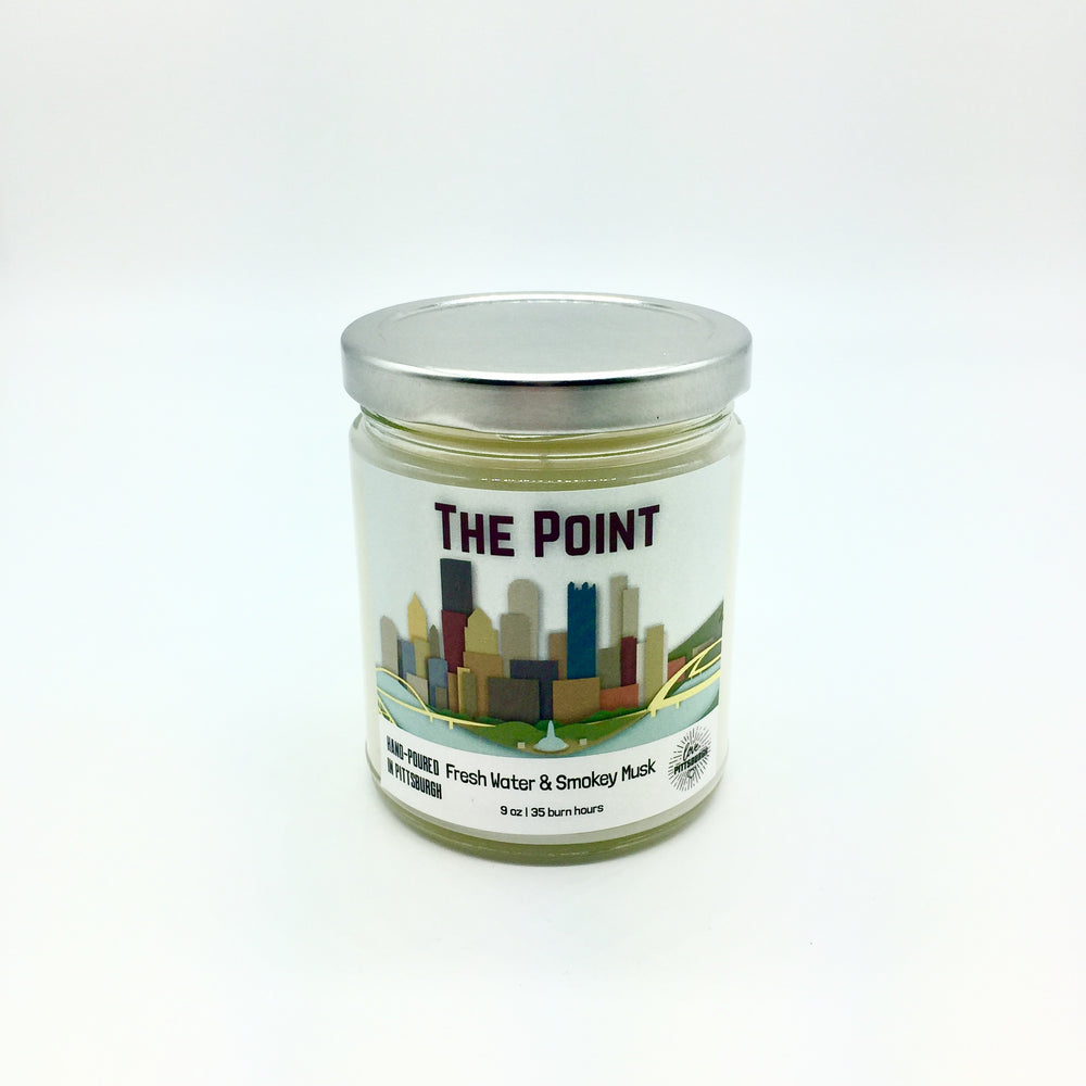 The Point Candle