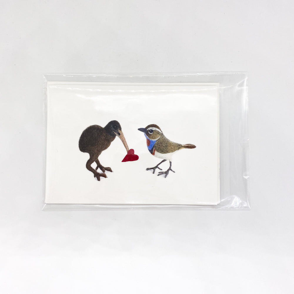 Love Bird Card