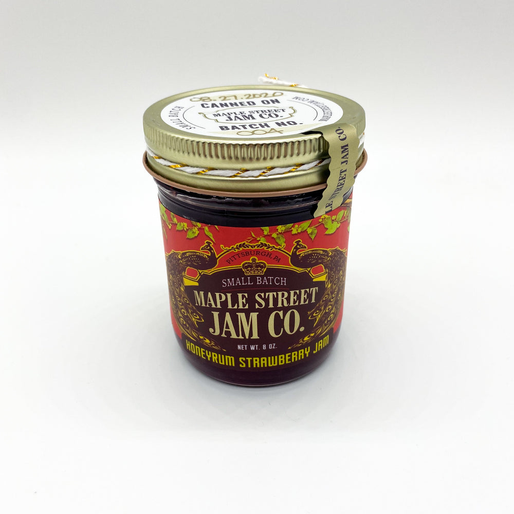 Honeyrum Strawberry Jam