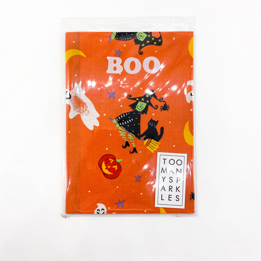 Boo Notebook
