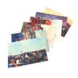 Painted City Postcard Pack