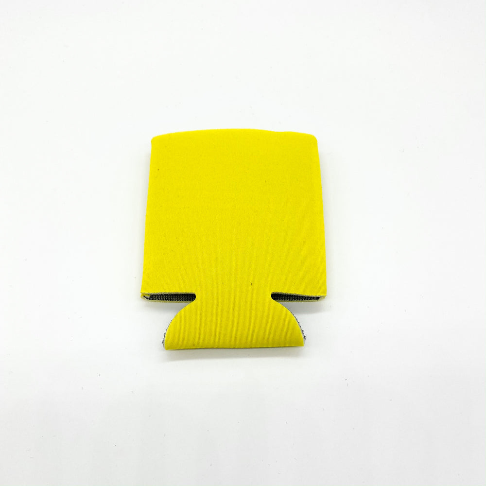 Rivers Stripe Koozie - Yellow