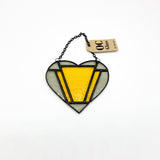 Keystone Heart Sun Catcher