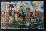 Pittsburgh Skyline Assorted Chocolates