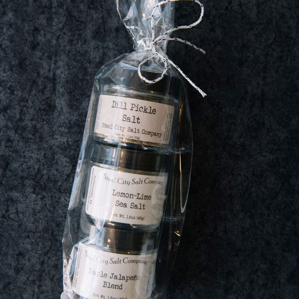 Salt Stack Gift Pack