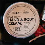 LOVE Hand Cream - Travel Size