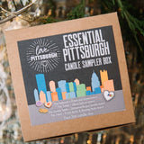 Essential Pittsburgh Candle Sampler Box