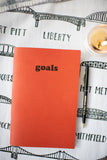 Goals Notebook