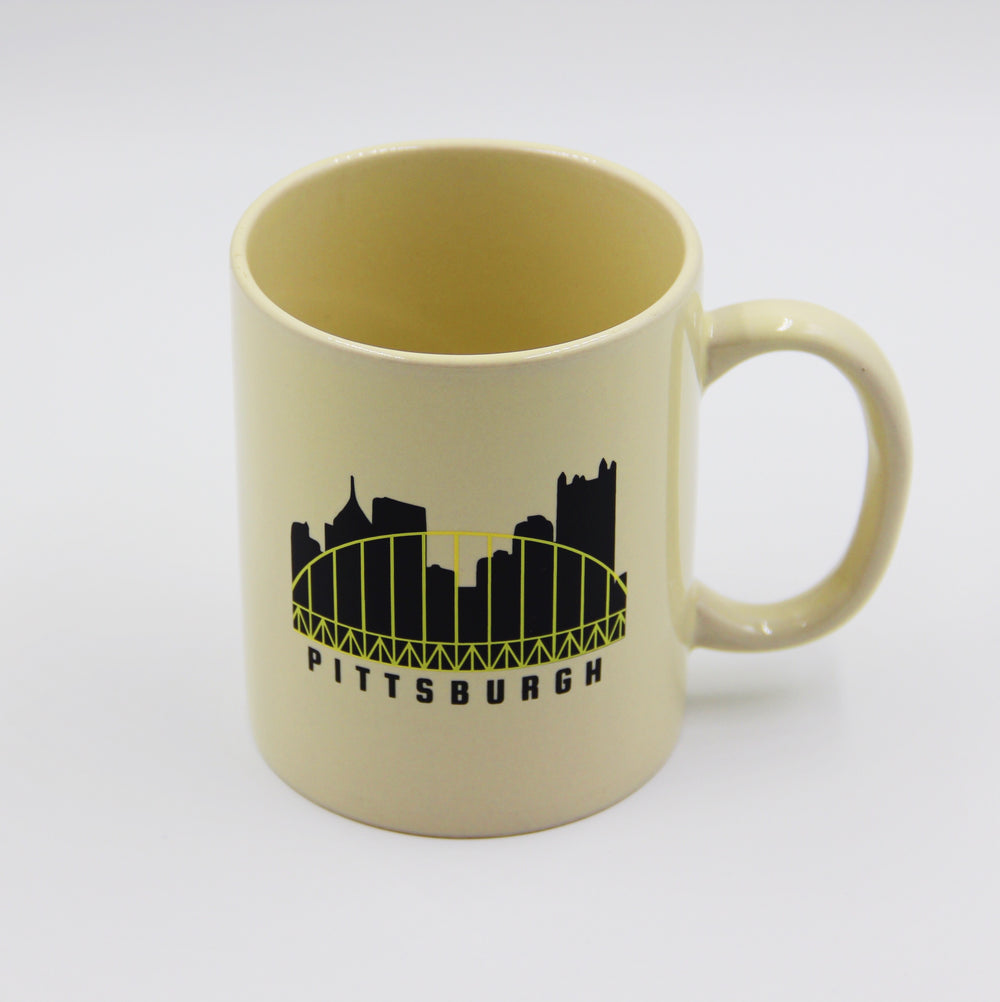 Pittsburgh Bridge Mug