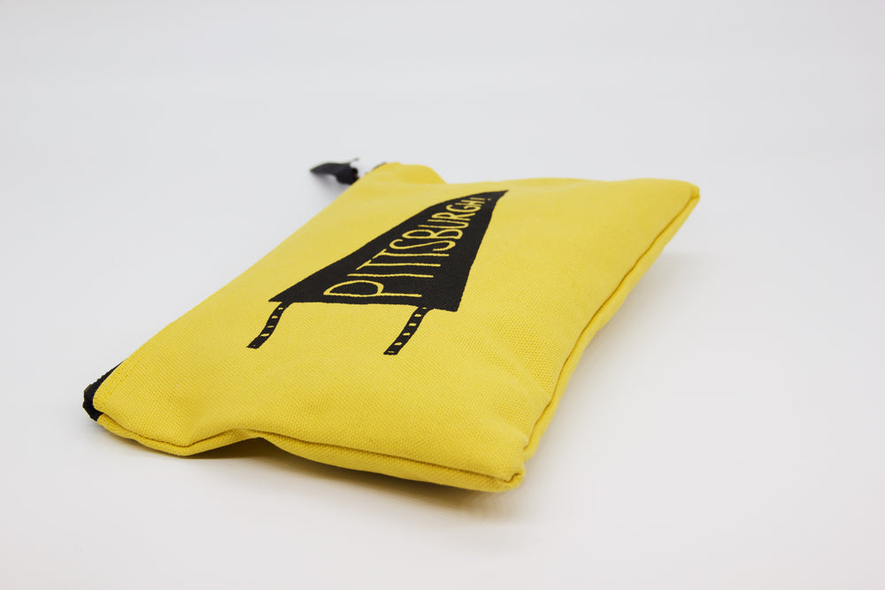 Pittsburgh Pennant Pouch
