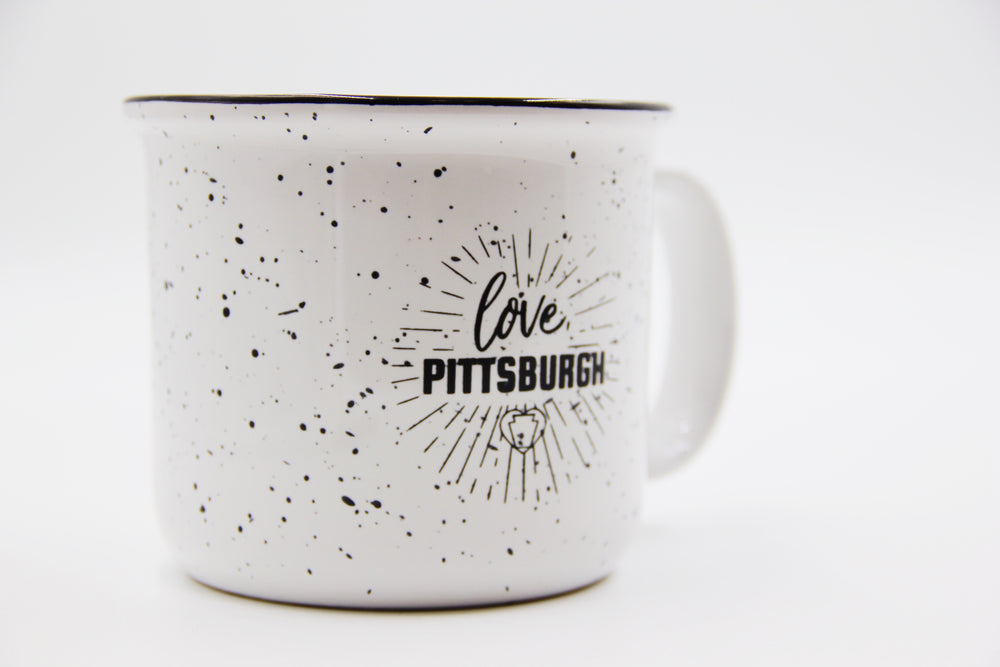 love, Pittsburgh Mug