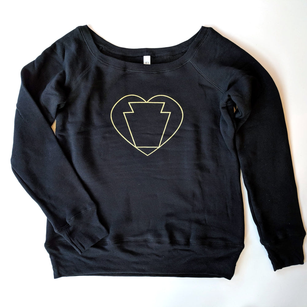 Heart Keystone Sweatshirt