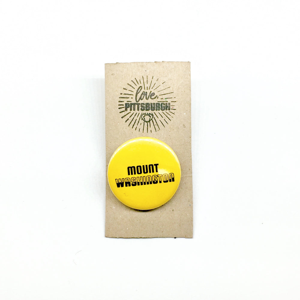 Mount Washington Pin