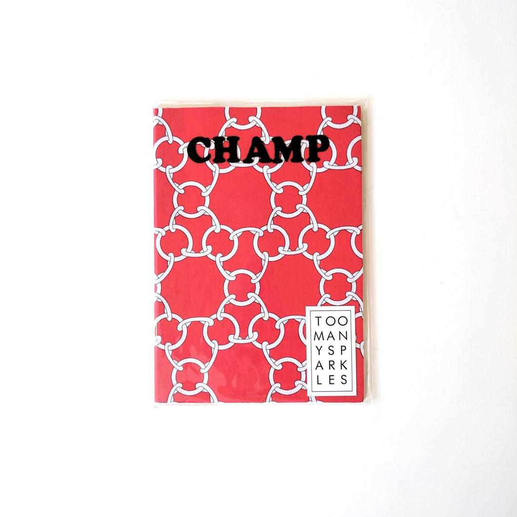 Champ Notebook