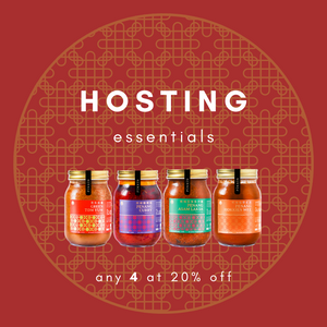 PinXin CNY Hosting Essentials - 4-jar Package