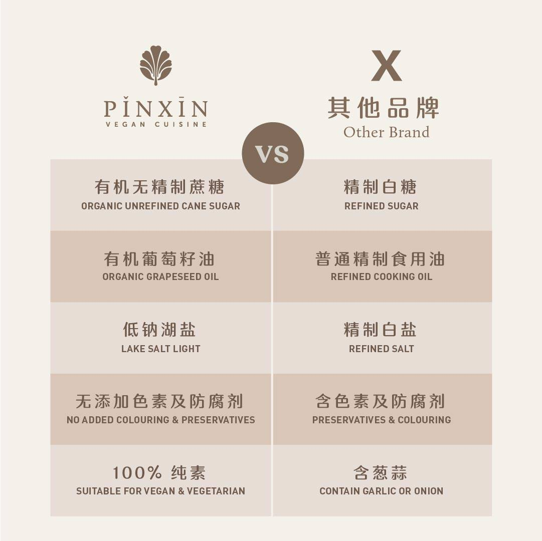 PinXin CNY Hosting Essentials - 3-jar Package