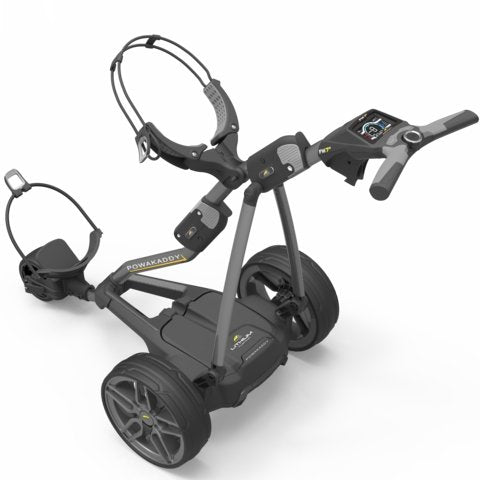 PowaKaddy FW7s EBS Electric Cart - NGW Niagara Golf Warehouse